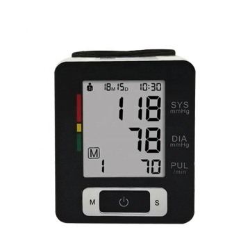 Portable Wrist Blood Pressure Monitor Machine