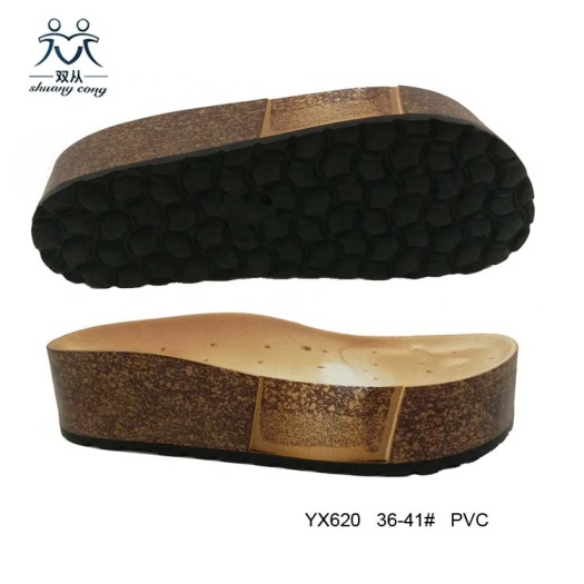 New Sole Design PVC Sole Women