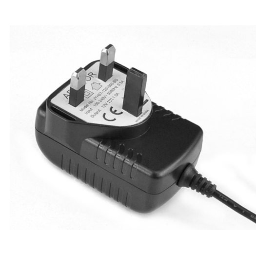 12V 2Amp AC To DC Adapter Power Supply