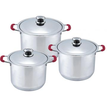 Heavy 6pcs Stock pot