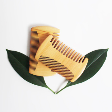 Dense Tooth Wooden Comb