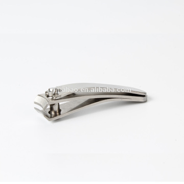 Stainless steel Curved nail clipper Nail clipper