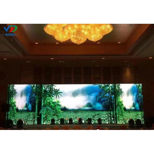 PH4 Indoor Movable LED Display