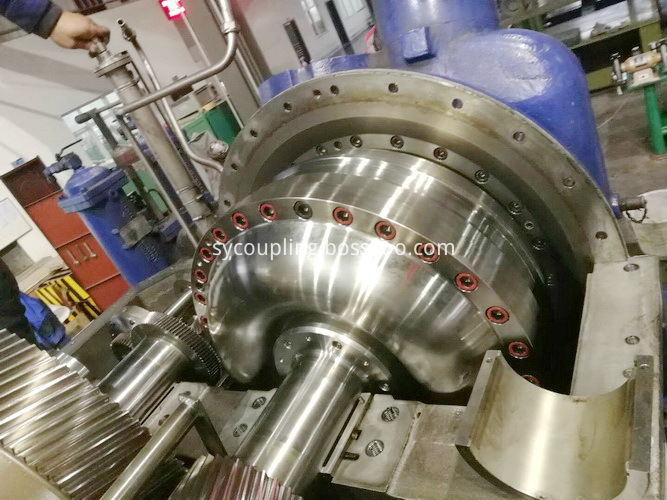 Voith Coupling For Power Plant