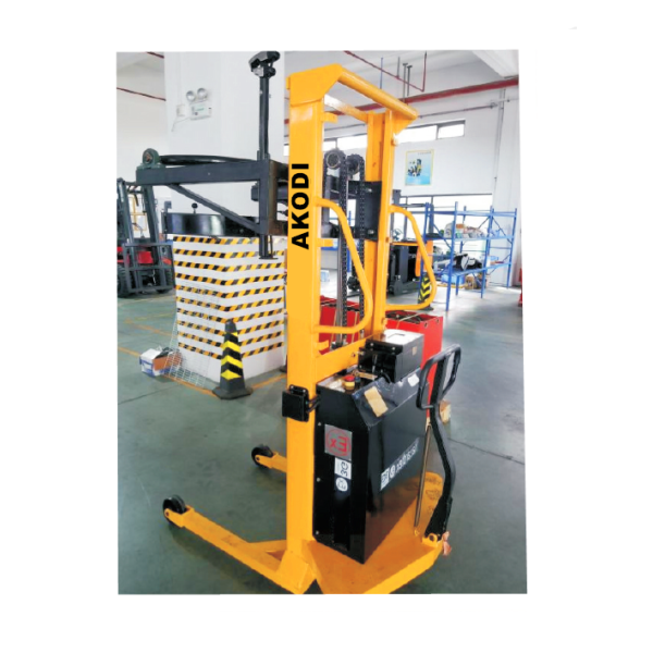 Semi-electric Stacker with Haz-Tec 3GE