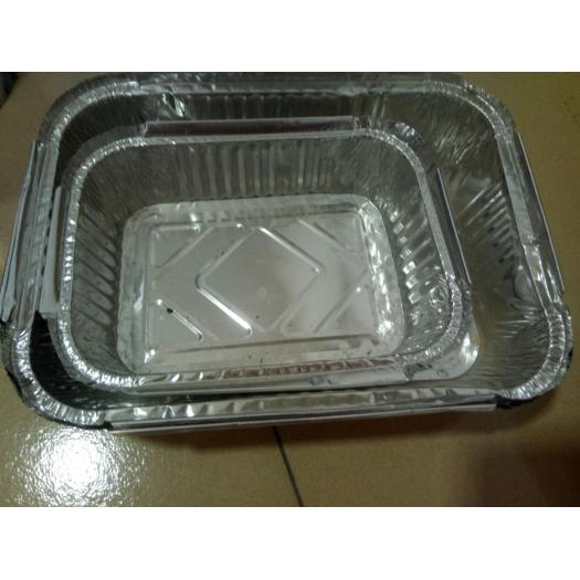 Aluminum foil for professional containers