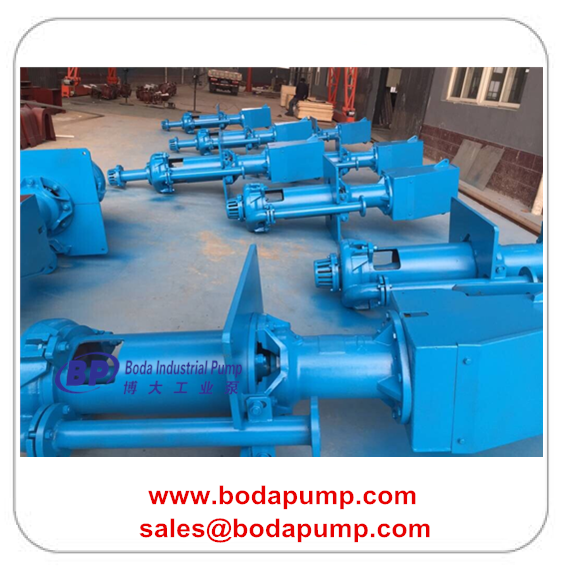 sump slurry pumps