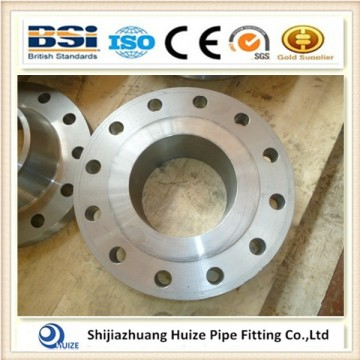 Steel socket weld flange