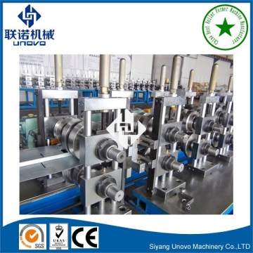 Solar structure steel hat channel roll forming equipment
