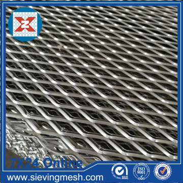Stainless Steel Expanded Steel Diamond Mesh