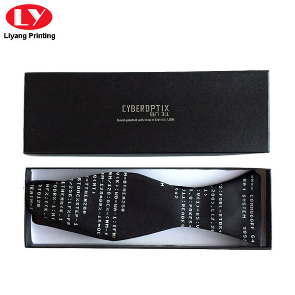 Handmade Paper Gift Box for Neck Tie