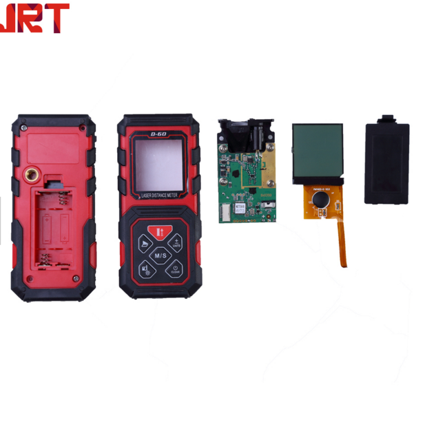 Electronic Laser Measuring Device Multifunctional Meter (2)