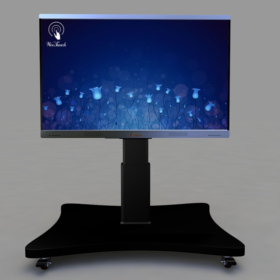 65 inches interactive panel with Automatic stand