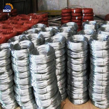 Electro Galvanized iron coil wire