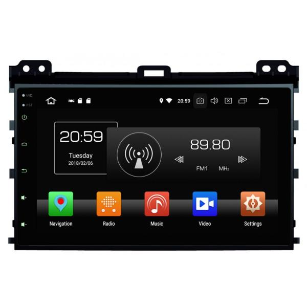 car navigation for Prado 2002-2010