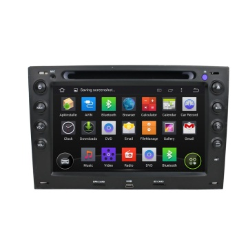 dvd gps car stereo for Megane series
