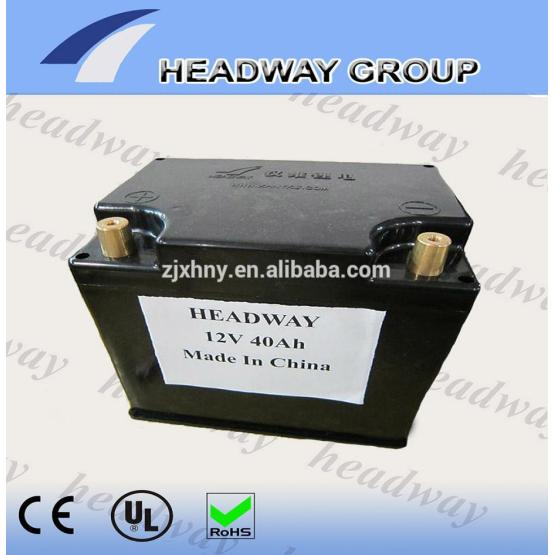 hot-sale rechargeable li-ion battery 12V30Ah for auto start