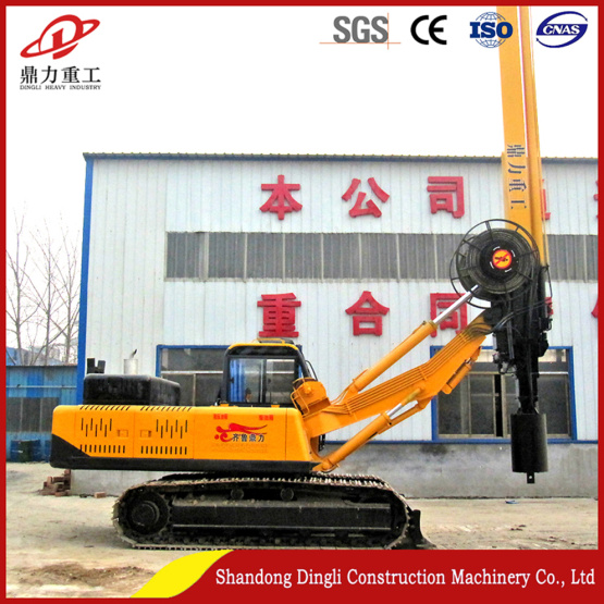 20 meters of high-quality drilling rig machinery
