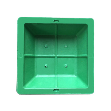 Composite Recessed Manhole Cover for Grass Planting