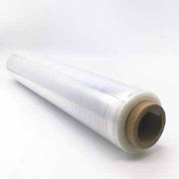 Promotional PE stretch film plastic wrapping for packaging