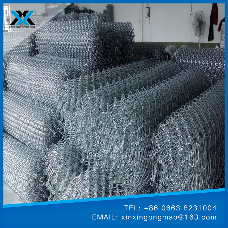 Diamond Wire Mesh 4 4