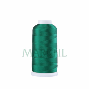 100% Viscose Rayon Computerized Embroidery thread