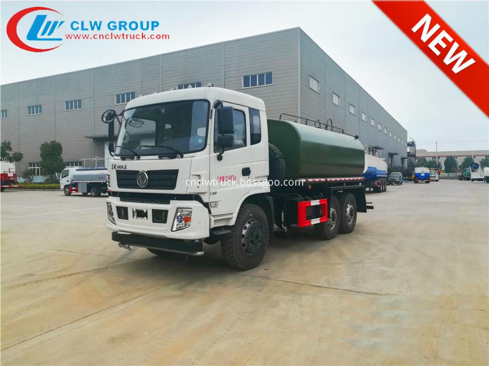 All Wheel Drive Water Truck 1