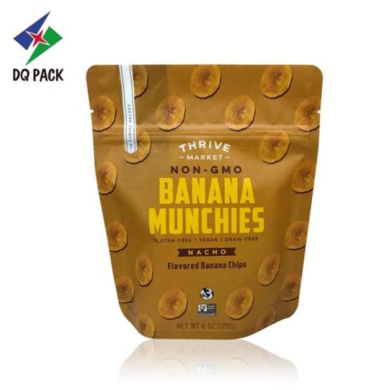 Plastic Packaging Bag For Snack Food