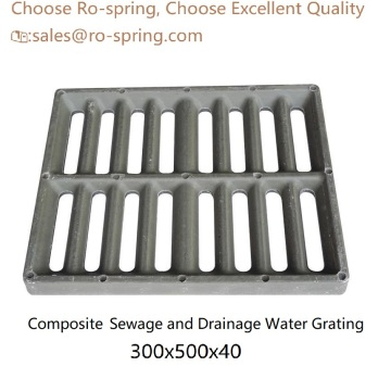 Sewage and Drainage Composite Water Grating