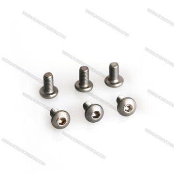 M3 Button Titanium Screw