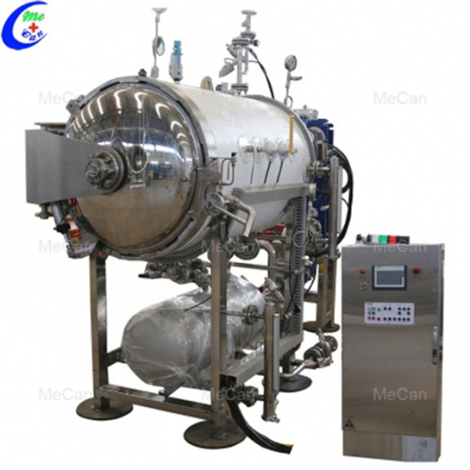 High Pressure Retort Autoclave Laboratory Industrial Food