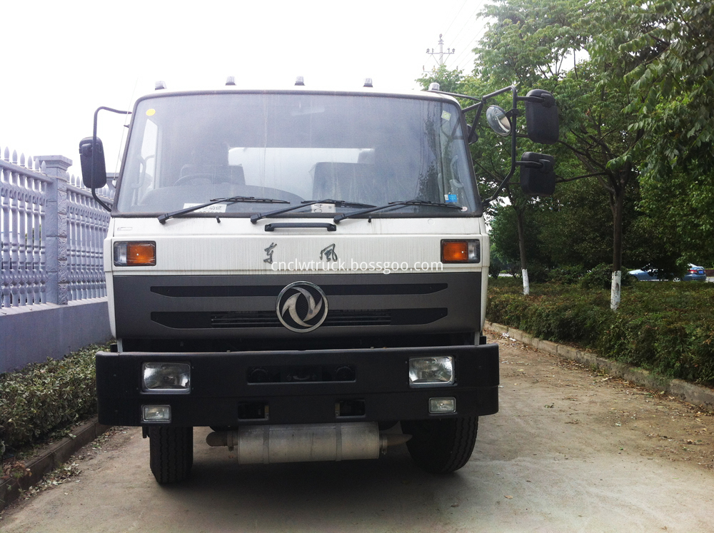 new dongfeng fuel truck