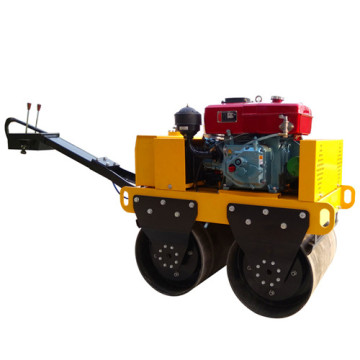 High quality single cylinder road roller