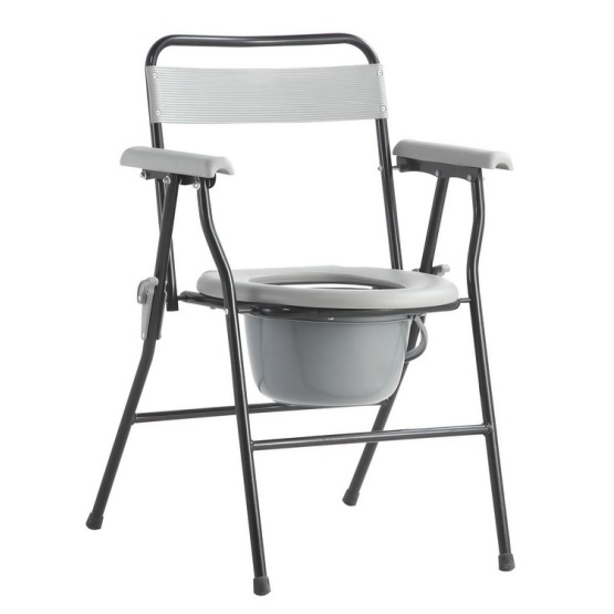 Home Care Folding Commode