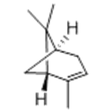 2,6,6-Trimethylbicyclo[3.1.1]hept-2-ene CAS 2437-95-8