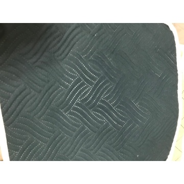 Green Color Ultrasonic Microfiber Fabrics
