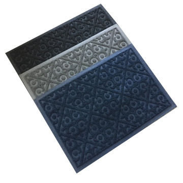 Cheap welcome design custom coil mat