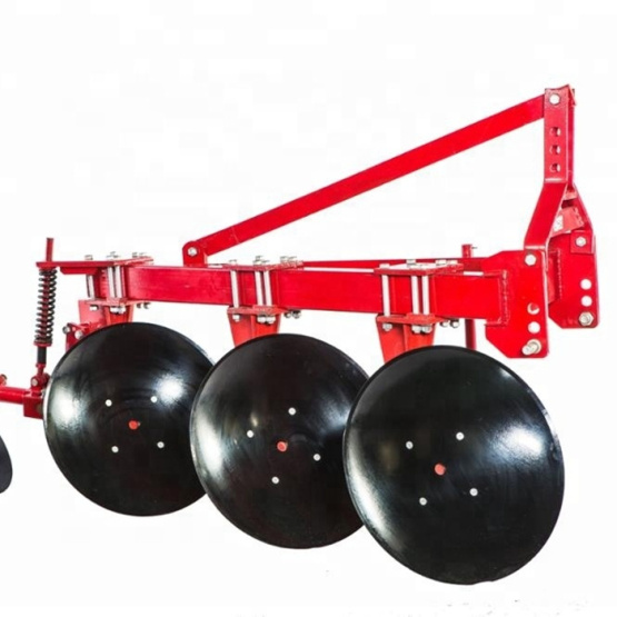 Tractor 3 point mounted disc plough