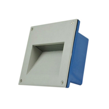 Recessed Square 4W LED Step Light