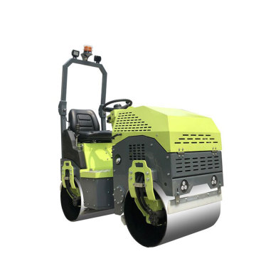 one ton ride on road roller