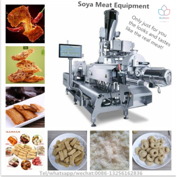 textured vegetable protein manufacturing process