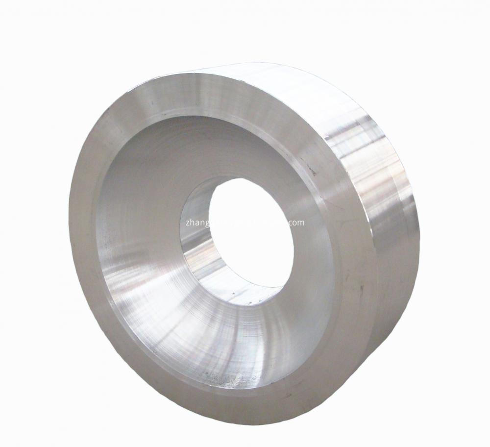 Mining chain wheel forgings