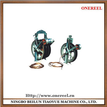 heavy duty pulley block