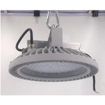 Gray LED High Bay Light Fixture