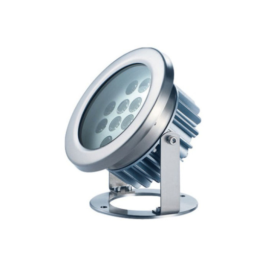 Exquisite DMX512 12W LED Underwater Light