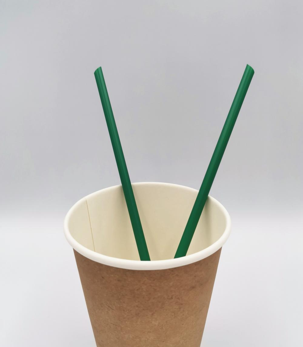 Compostable Corn Strach Drinking PLA straw