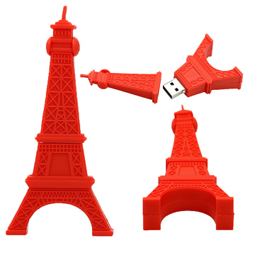 PVC Tower USB flash drive