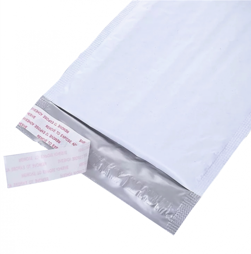 Biodegradable Cornstarch Customized Mailing Bags
