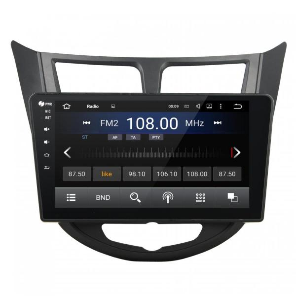 car DVD for Hyundai Verna/Accent/Solaris 2011-2012