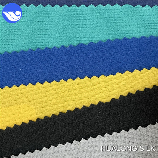 super Poly Fabric Warp Knit Fabric types